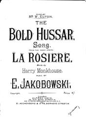 The Bold Hussar