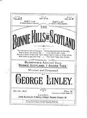 The Bonnie Hills Of Scotland