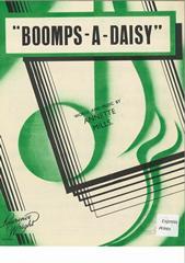 Boomps A Daisy