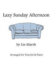 Lazy Sunday Afternoon