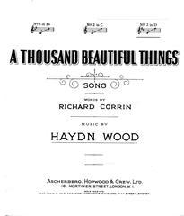 A Thousand Beautiful Things
