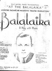 At The Balalaika