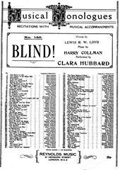 Blind!