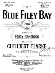 Blue Filey Bay