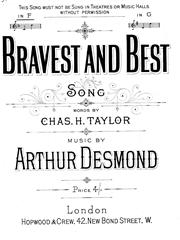 Bravest And Best