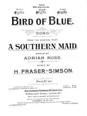 Bird Of Blue