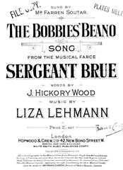 The Bobbies' Beano