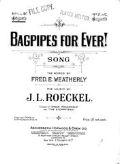 Bagpipes for Ever!