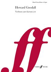 Verbum Caro Factum Est (Vocal score)