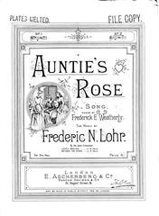 Auntie's Rose
