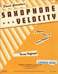 Saxophone Velocity