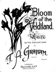 Bloom Of The Veldland