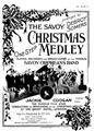 Savoy Christmas Medley