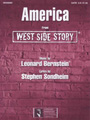 America from West Side Story Bladmuziek