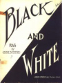 Black And White Rag Sheet Music