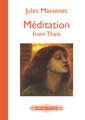 Meditation (from Thaïs) Partituras